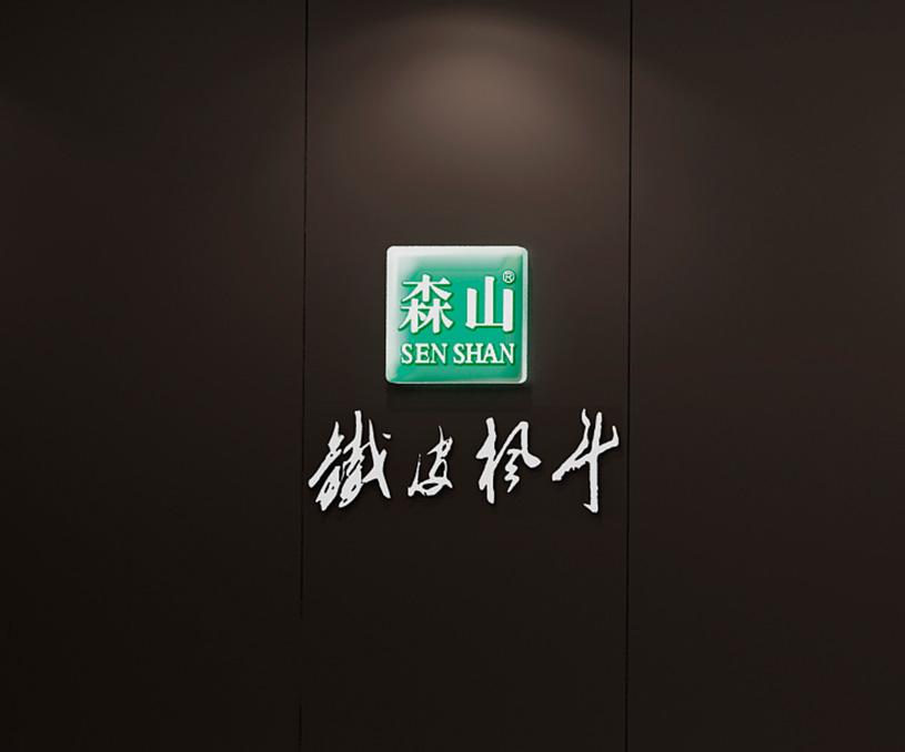 森山鐵皮楓斗保健品牌策劃設計