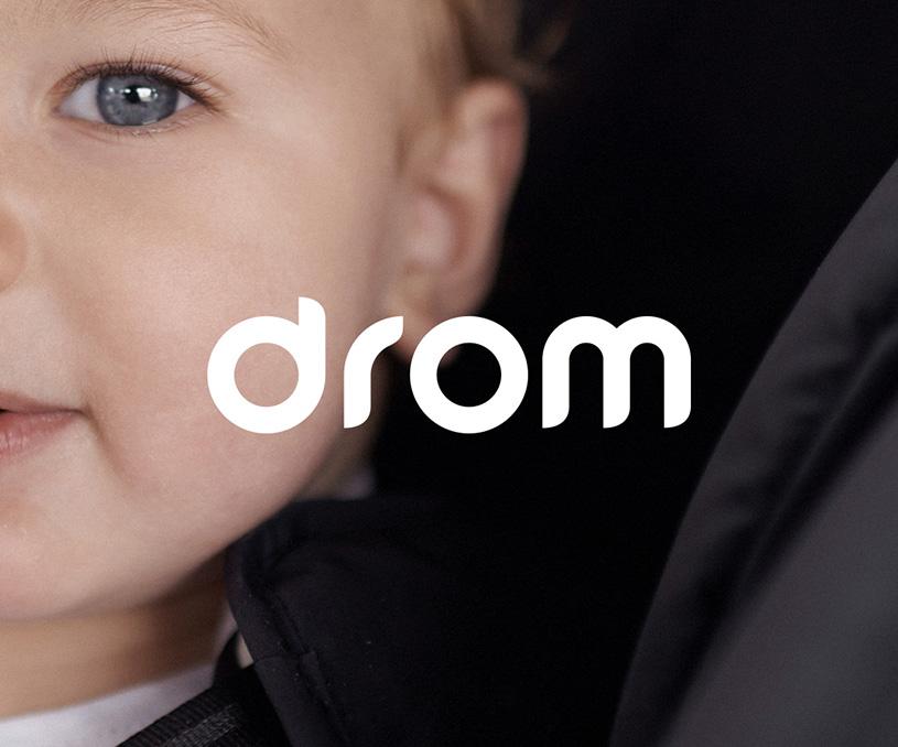 日康drom兒童座椅品牌設計