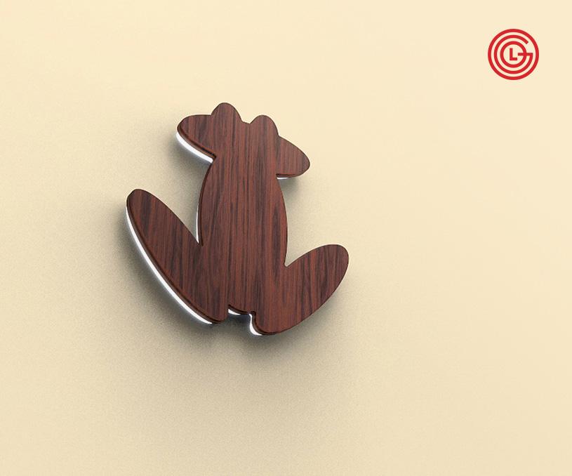 禪蛙圍棋品牌全案設計