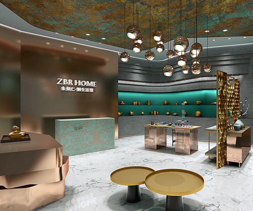 朱炳仁 · 铜生活馆空间设计