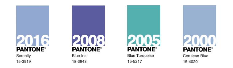 2020潘通年度流行色 「经典蓝」新鲜出炉!设计趋势