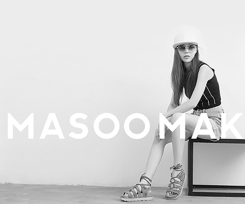 MASOOMAKE 瑪速女鞋品牌設計