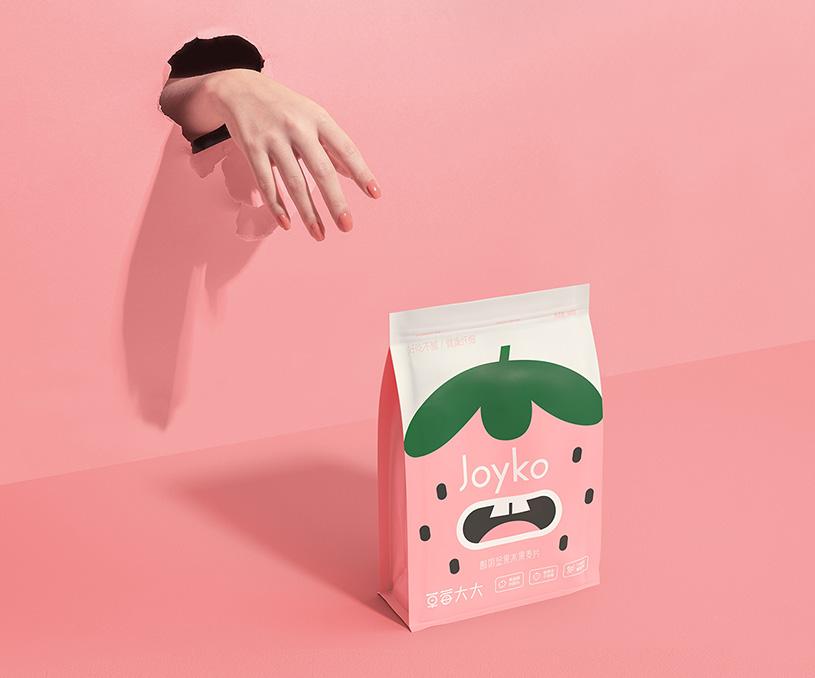 香飄飄旗下Joyko品牌設計