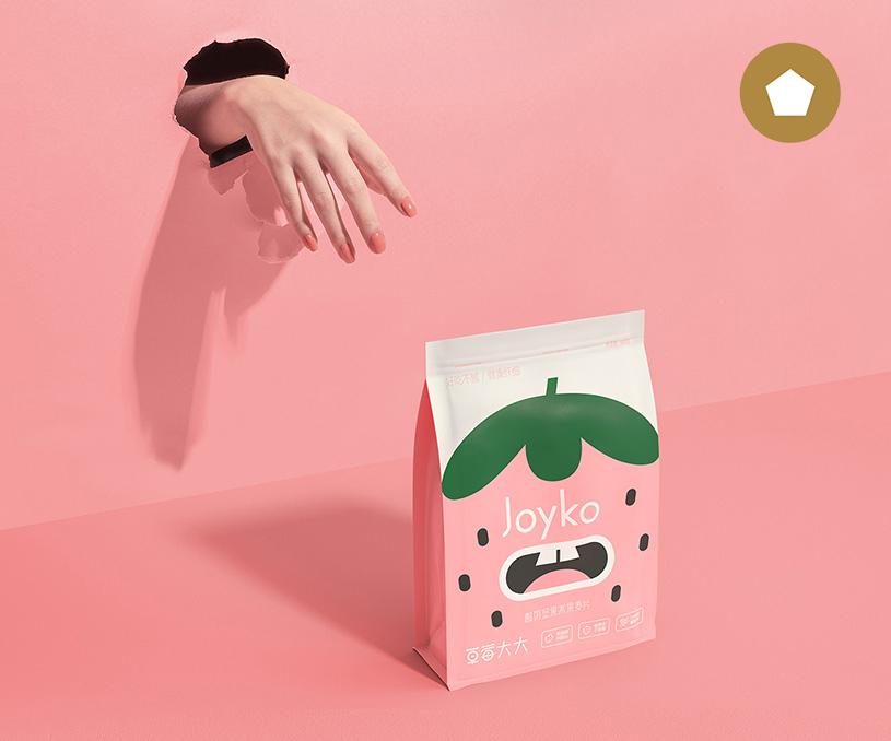 香飘飘旗下Joyko品牌包装设计
