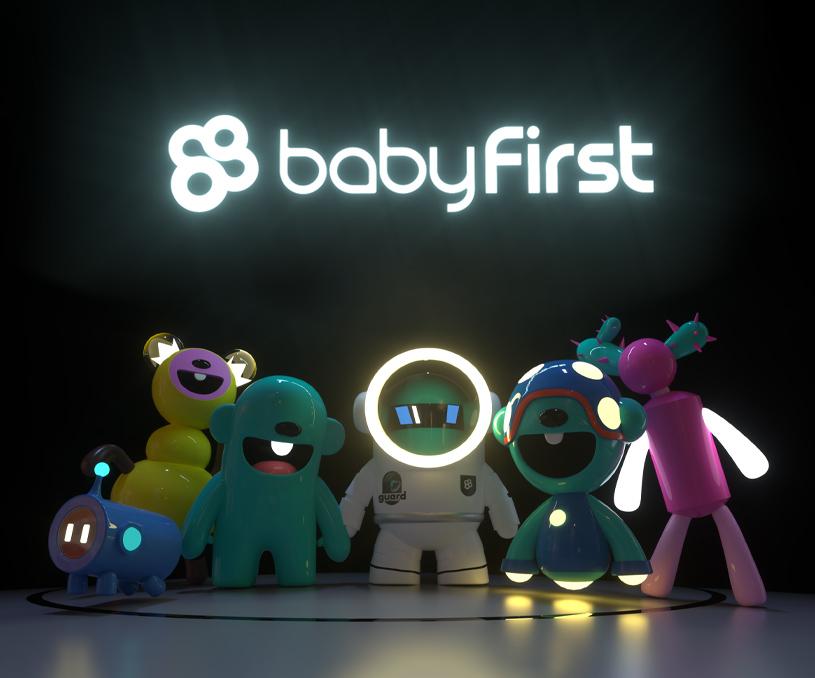 Babyfirst宝贝第一儿童安全座椅品牌设计